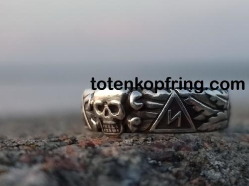 ss honor ring Sepp Dietrich