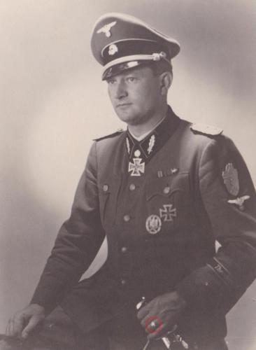 SS-Oberführer Karl Ullrich